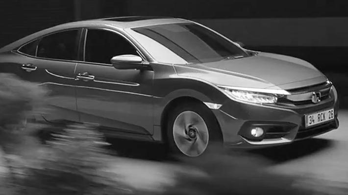 Honda Le nouveau Civic