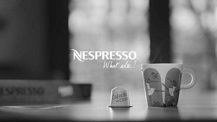 Nespresso Cafecito cuba