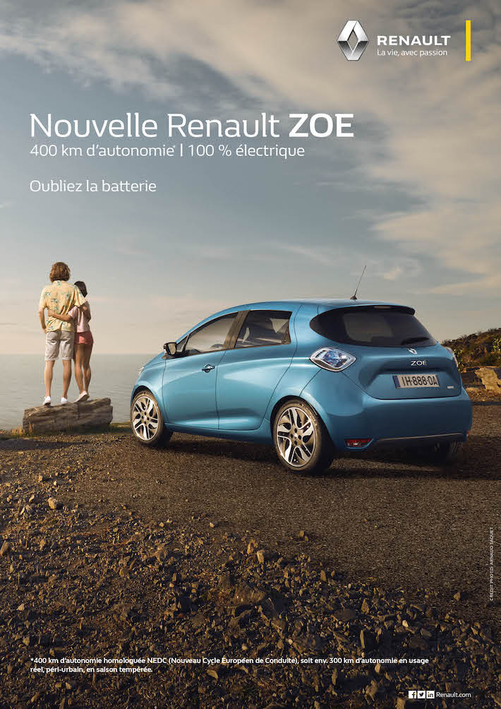 renault la nouvelle renault zoe 400km trop bon trop com tbtc. Black Bedroom Furniture Sets. Home Design Ideas