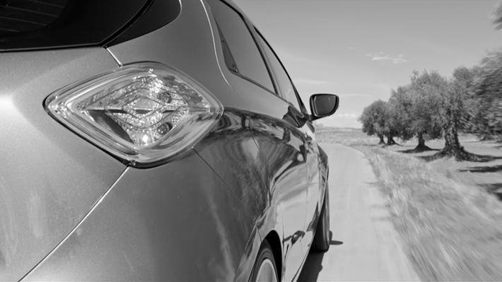 Renault ZOE 400Km