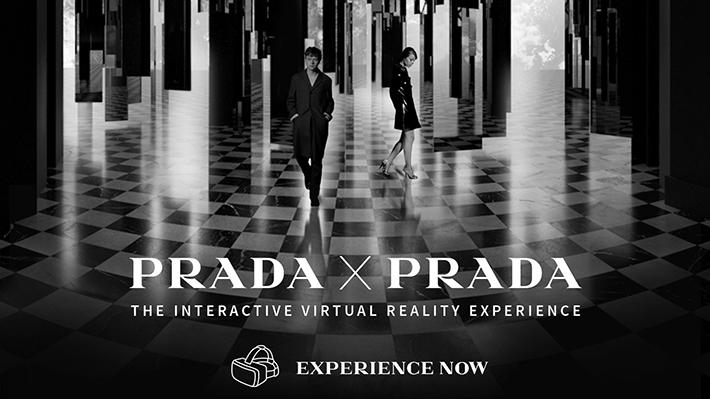 Prada réalité virtuelle