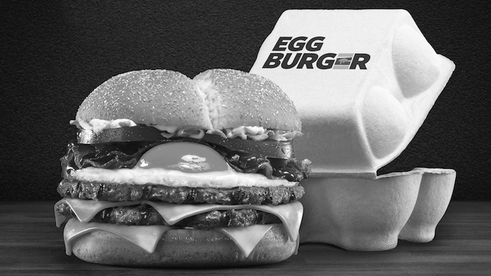 Egg Burger King