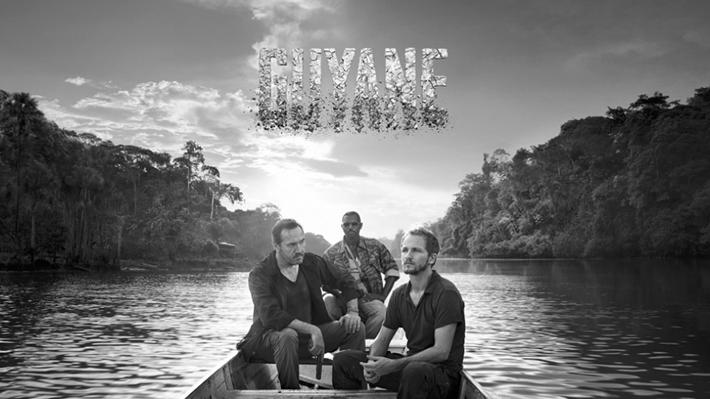 CANAL + Lancement de la série GUYANE