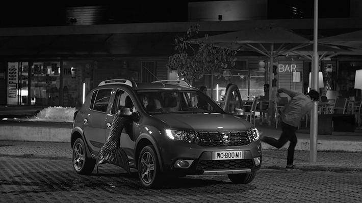 Dacia Nouvelle Dacia Sandero