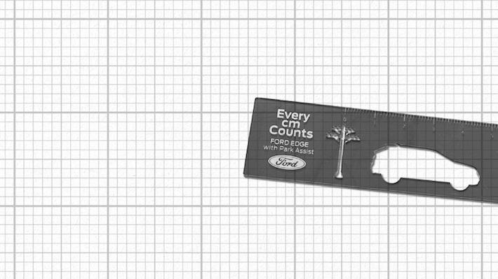 Ford Le Park Assist Couverture