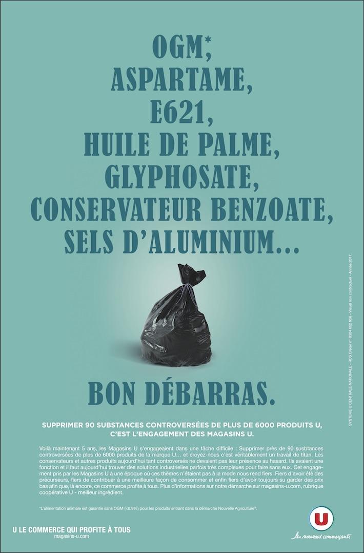 """Résultat de recherche d'images pour """"système U 90 substances controversées"""""""