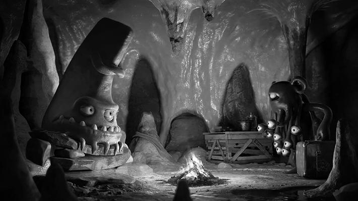 Magasins U La caverne