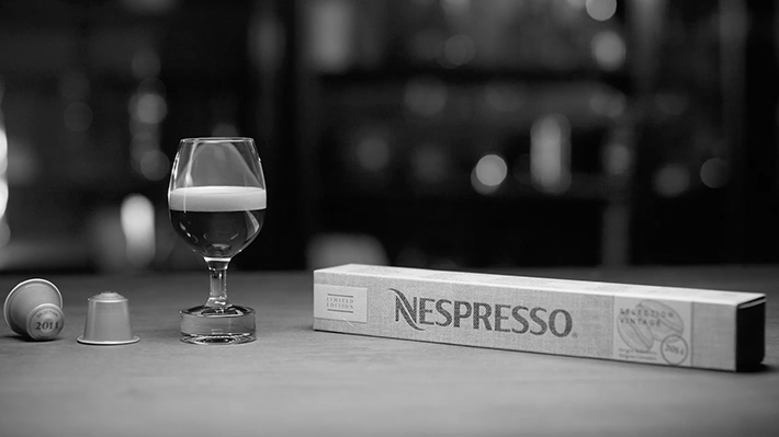Nespresso Limited Edition SELECTION VINTAGE