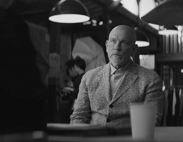 Squarespace Make Your Next Move avec John Malkovich