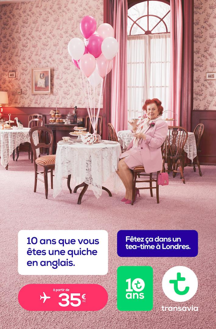 Transavia France : Le 10ème anniversaire 02