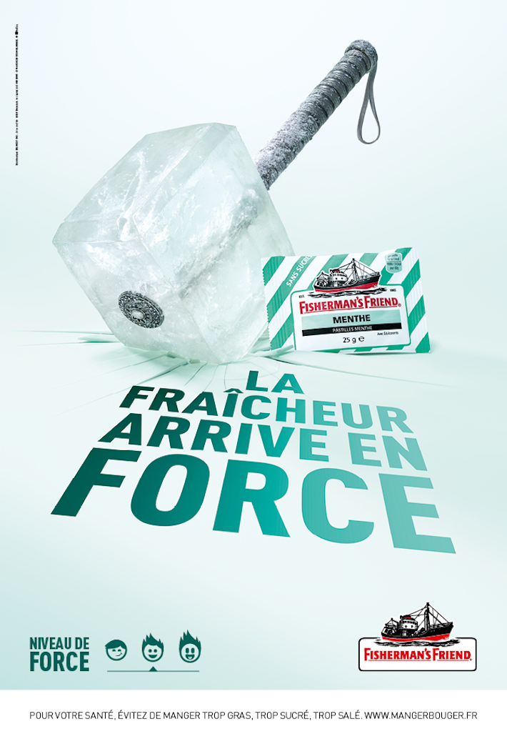 Fishermans Friend : Menthe douce, Menthe et Original 02