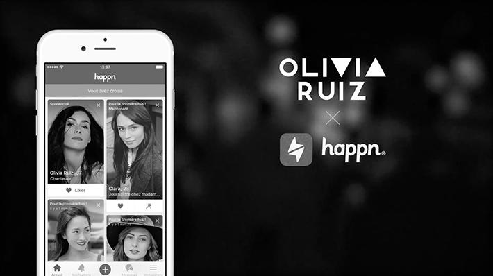 Happn application