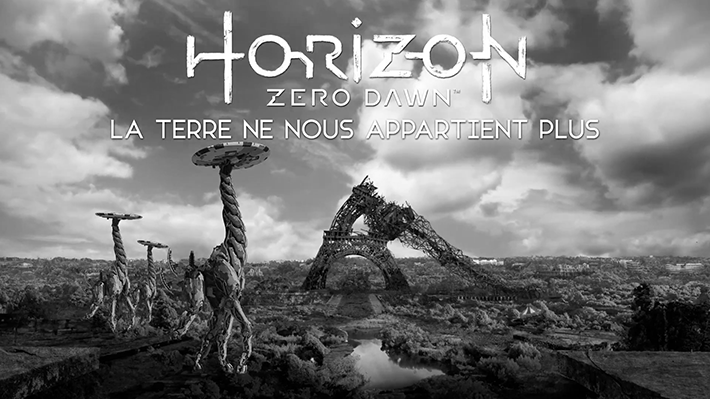 Sony Horizon Zero Dawn