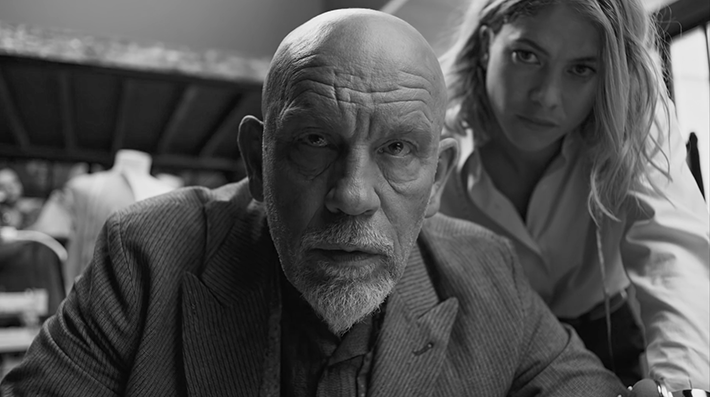 Squarespace : Who Is JohnMalkovich.com? avec John Malkovich