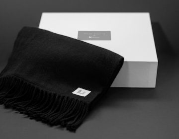 Ultramare Scarf Couverture