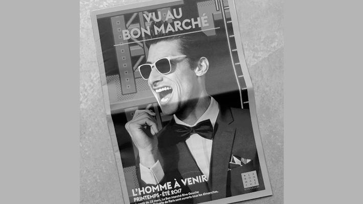Vu Au Bon Marché