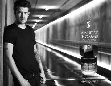 Yves Saint Laurent : La Nuit de l'Homme Eau Électrique