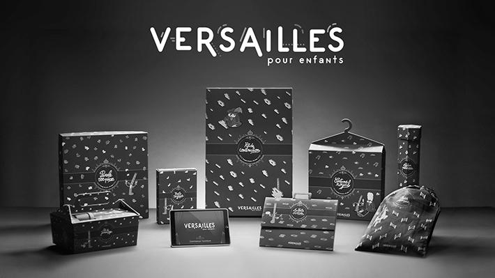 CANAL + Versailles pour enfants