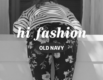 Old Navy Hi, fashion