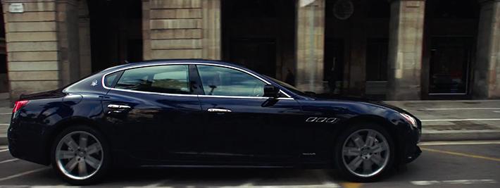 Maserati une voix à entendre