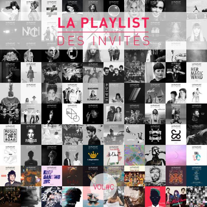 Playlist invités 100