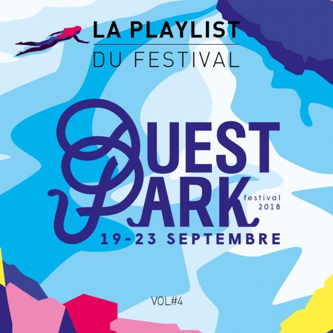 Playlist Ouest Park Festival