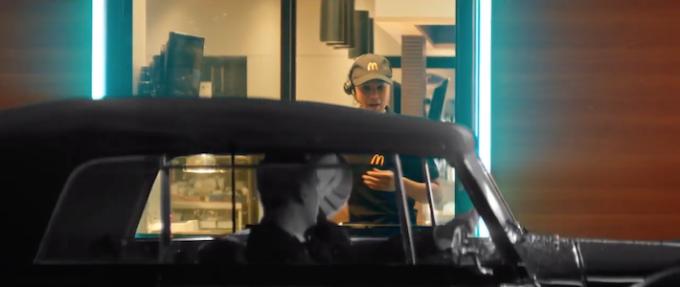 McDonald Code Ciné Cover