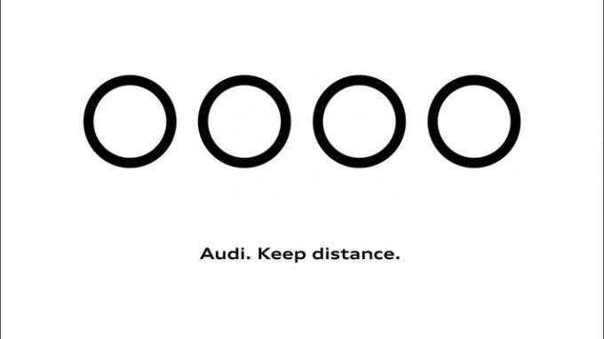 Audi keep distance TBTC print