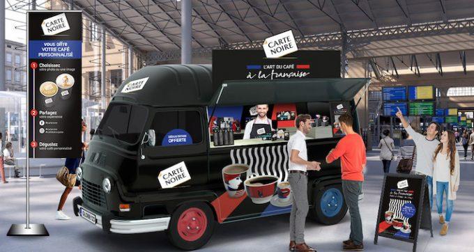 Carte Noire Truck Globe TBTC Cover