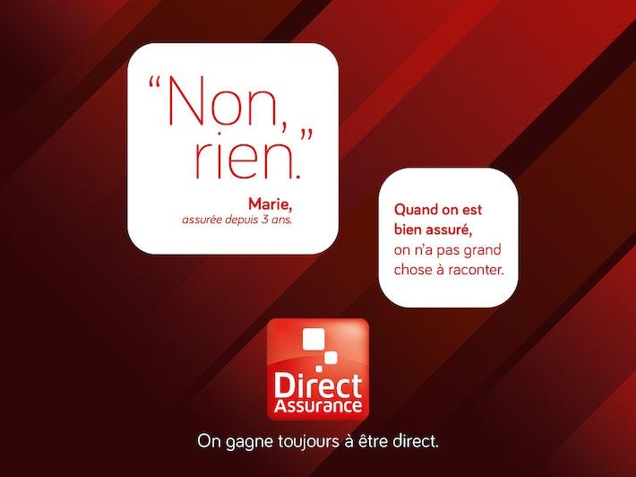 Direct Assurance Affiche 01