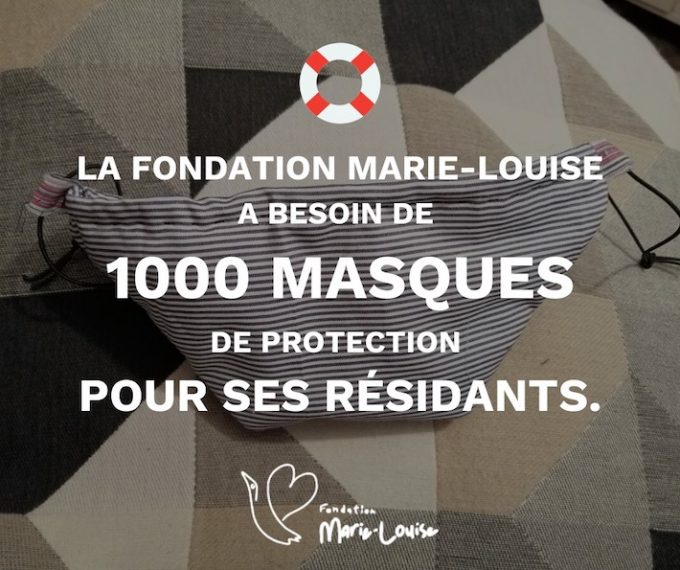 Fondation Marie-Louise Masque TBTC