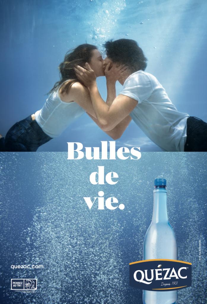 Quezac Bulles de vie Affiche 03