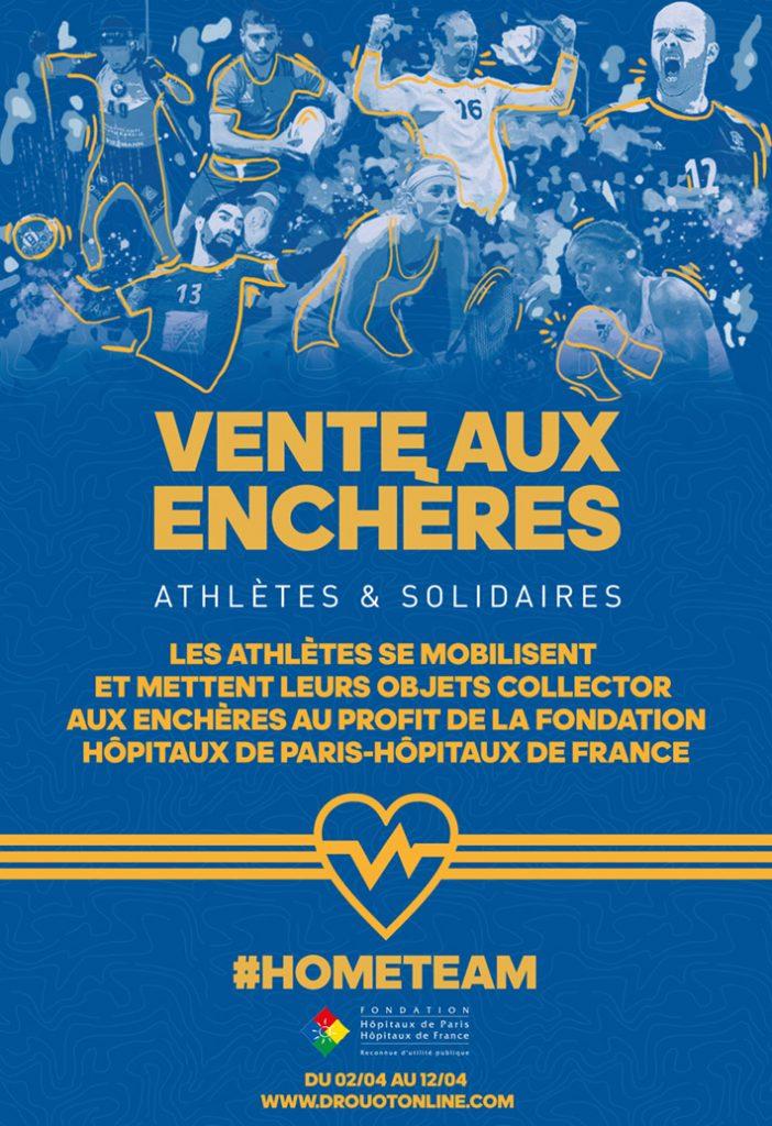 Adidas Hometeam Don Charité TBTC Affiche