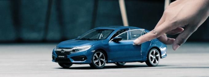 Honda Ogilvy StayHome TBTC Cover