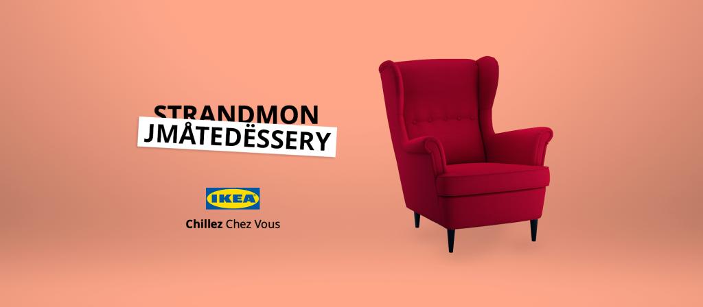 Ikea Campagne TBTC Cover
