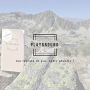 Playground Carnet Route Gil McKenzie TBTC Cover