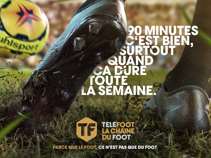 Telefoot le pied campagne TBTC 01