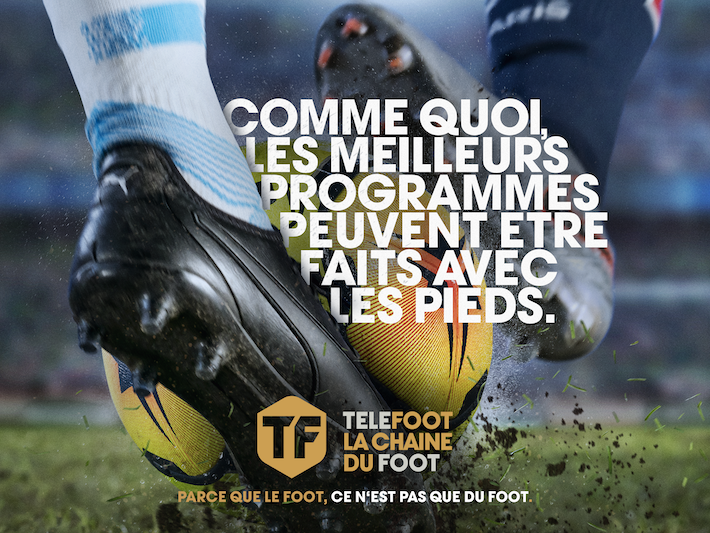 Telefoot le pied campagne TBTC 04