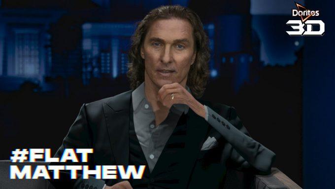 Doritos Matthew McConaughey TBTC Gcom