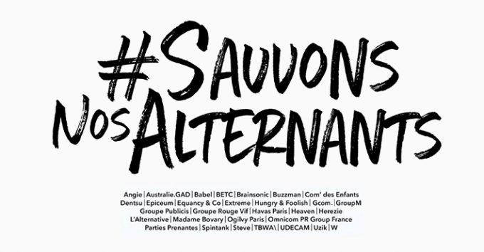 #SAUVONSNOSALTERNANTS Camapgne TBTC gcom