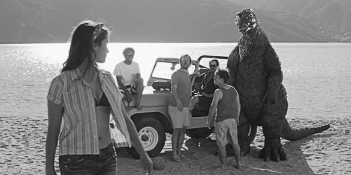 Trop Bon Trop Com - #TBTC Snickers : Godzilla
