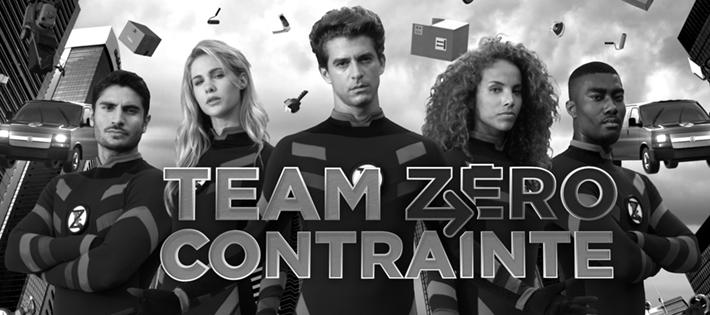 Boursorama Banque La Team Zéro Contrainte