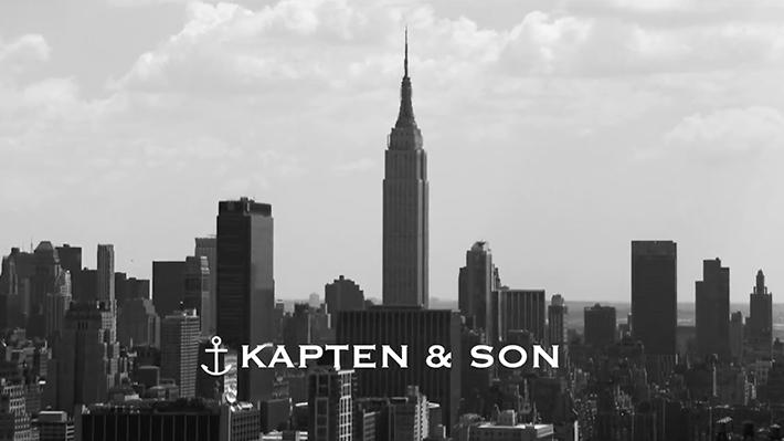 Kapten & Son New York