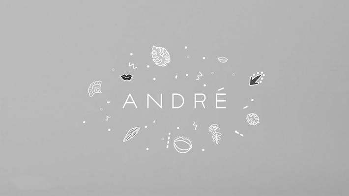André Collection Printemps   Eté 2017