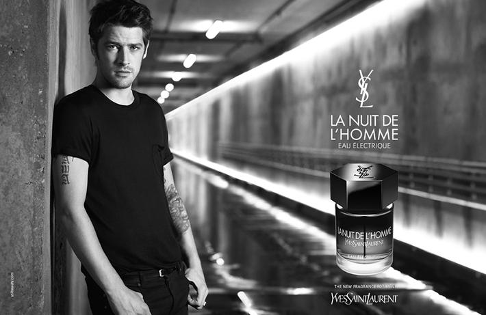 Yves HommeMount De Musique L Parfum Pub Saint Nuit Laurent La USzpMV