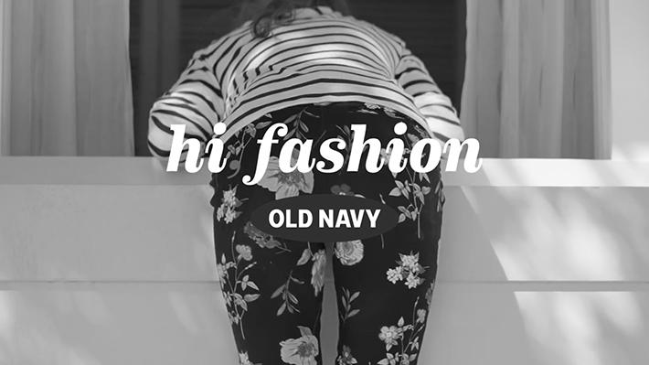 Old Navy Hi, fashion