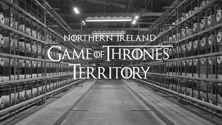 Tourism Ireland : La tapisserie de Game of Thrones