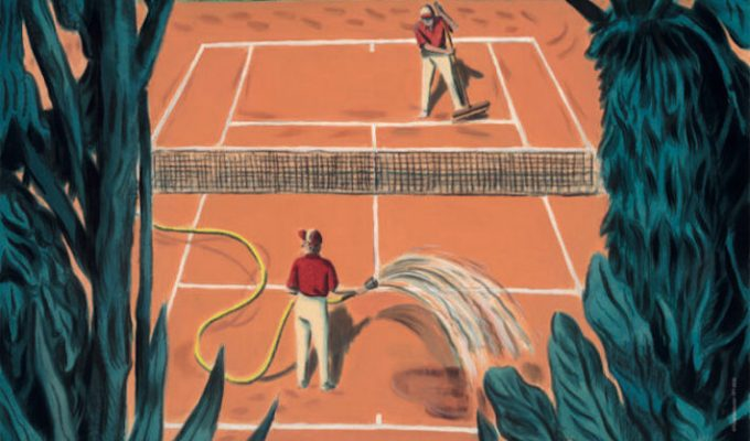 Roland-Garros Cover 2020 TBTC