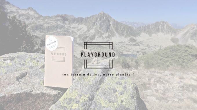 Playground Carnet Route Gil McKenzie TBTC Cover