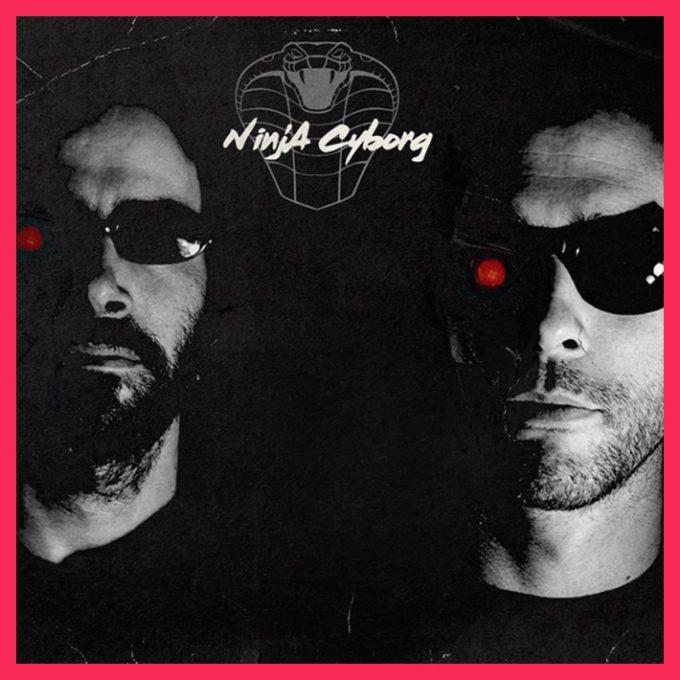 Ninja Cyborg TBTC Cover Playlist Musique